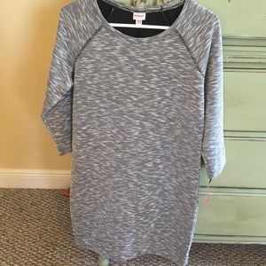 NWT Merona Grey Sweater Dress